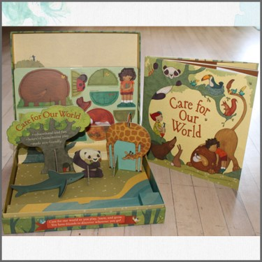Care For Our World Book Set