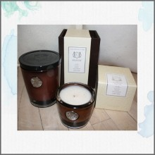 Lux Linen Candle