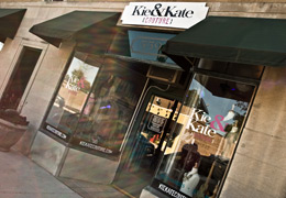 Kie & Kate Couture Store Front